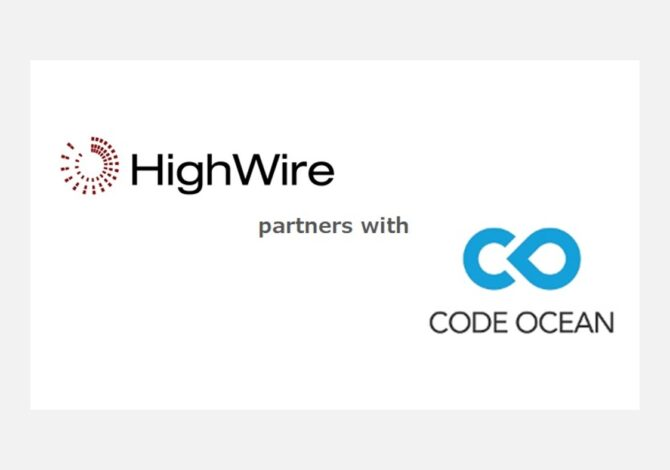 HighWire and Code Ocean partner to increase transparency, reproducibility, and reuse of research