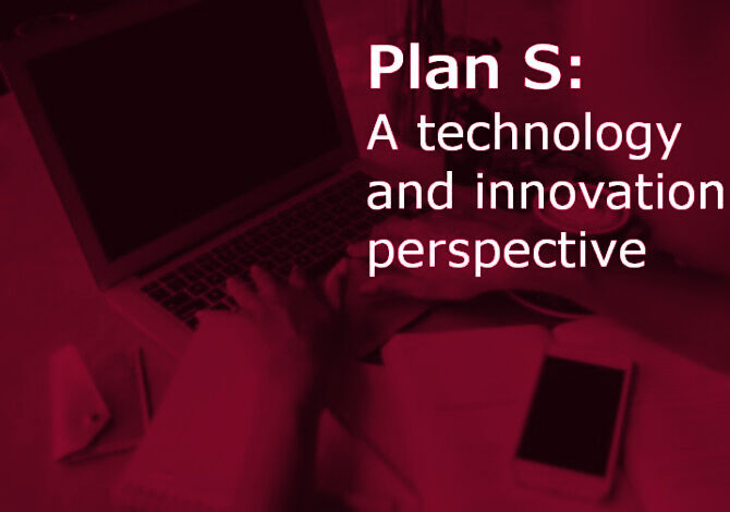 Preferred Plan S implementation options: the technology and innovation perspective