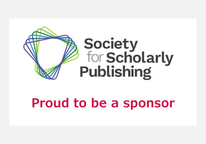 Society for Scholarly Publishing Annual Meeting