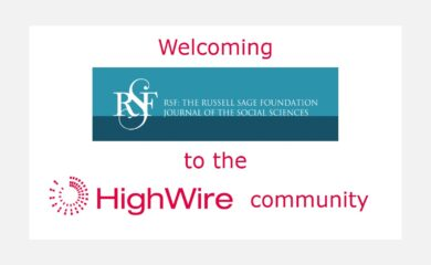 RSF partners with HighWire