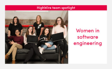 Women in Software Engineering