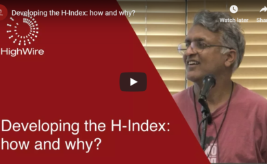 Developing the H-Index