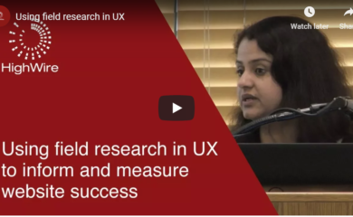 Field Research UX