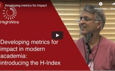Metrics in Academia