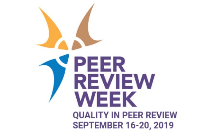 Peer Review Week: A Perspective from the Peer Review Congress