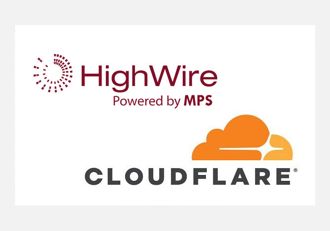 HighWire leverages CloudFlare to keep medical journals online in face of surging COVID-19 traffic