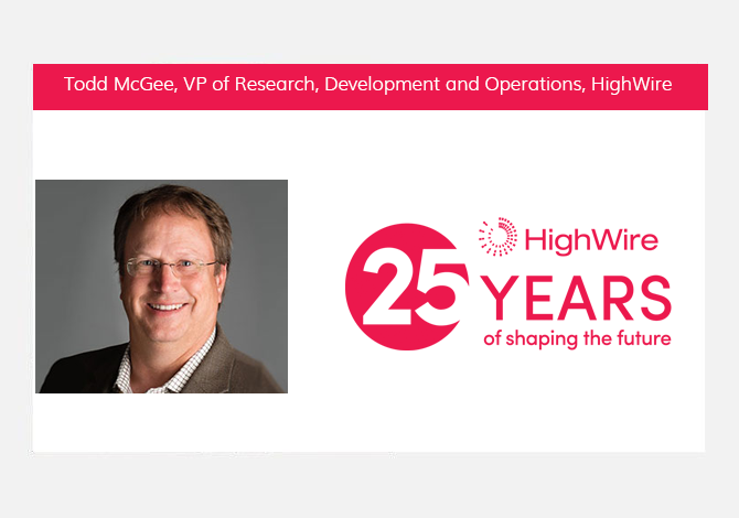 HighWire at 25: Todd McGee looks back