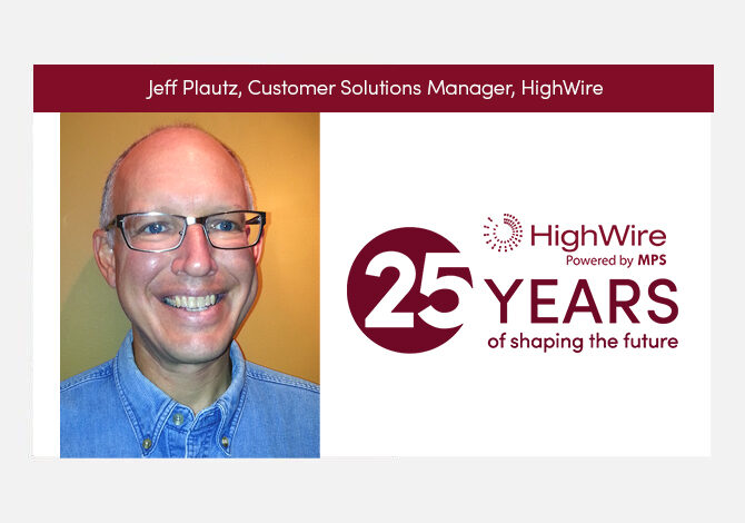 HighWire at 25: Jeff Plautz looks back