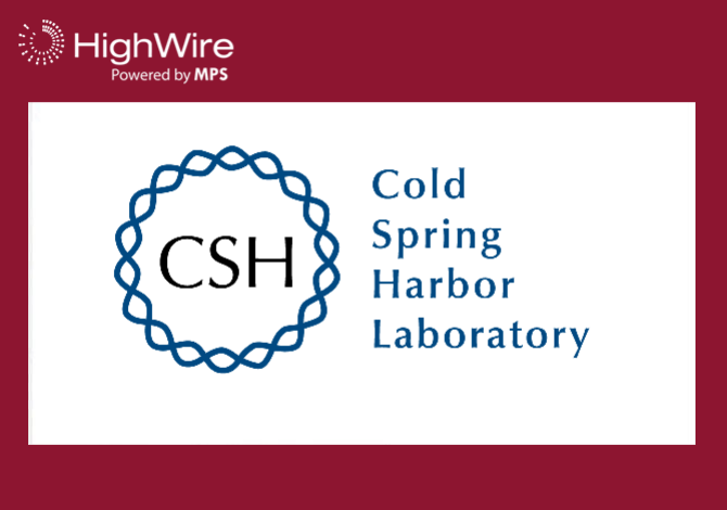 Cold Spring Harbor Laboratory Renews Partnership with HighWire for Journal and Preprint Hosting