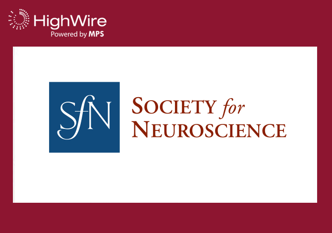 Society for Neuroscience Renews Partnership with HighWire